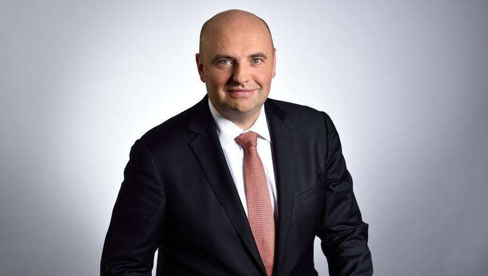 Hapags Neuzugang: Thorsten Haeser kommt von Versatel zur Reederei