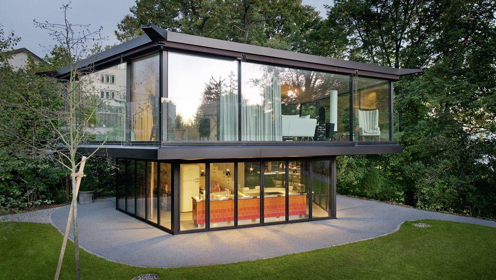 Platz ist in der kleinsten Hütte: Traumhäuser für kleine Grundstücke