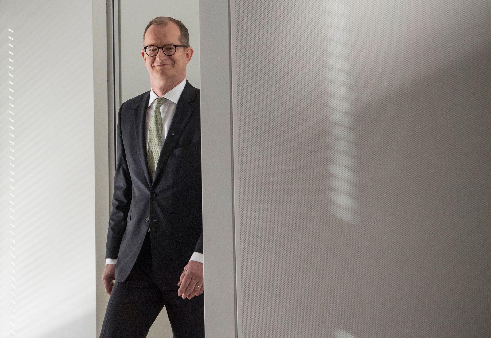 Commerzbank-Chef Zielke