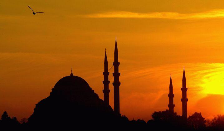 Istanbul: Hagia Sophia Moschee