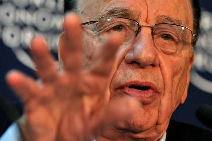 Annus horribilis für Murdoch: Die Bilanz ist tiefrot