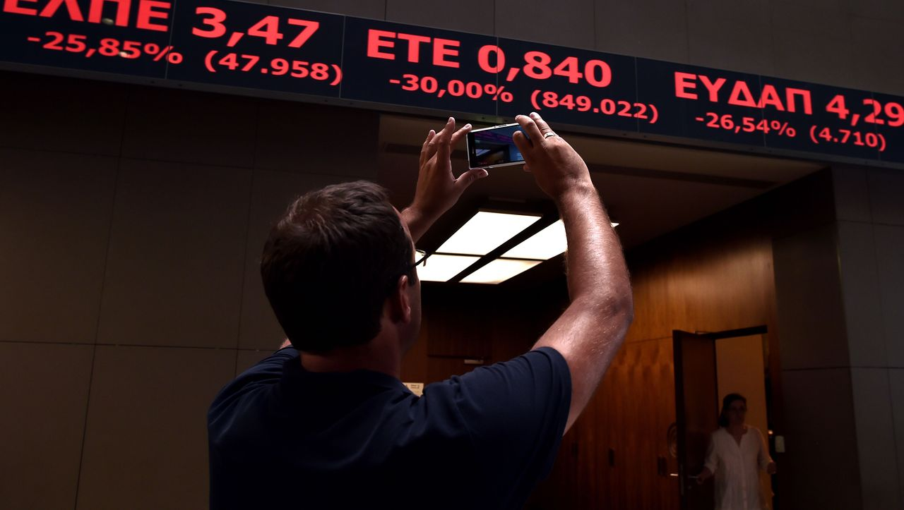 Crash Börse