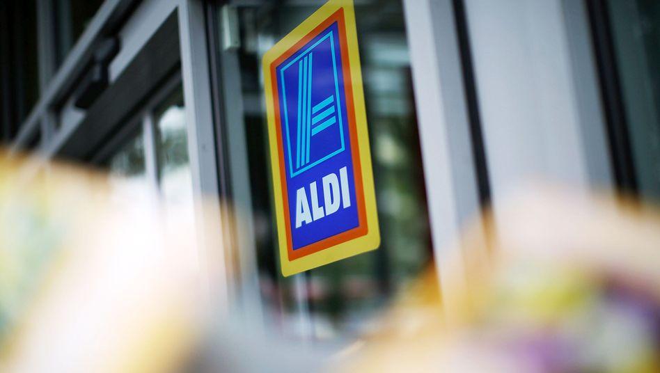 Aldi-Filiale in London: Irreführende Kampagne
