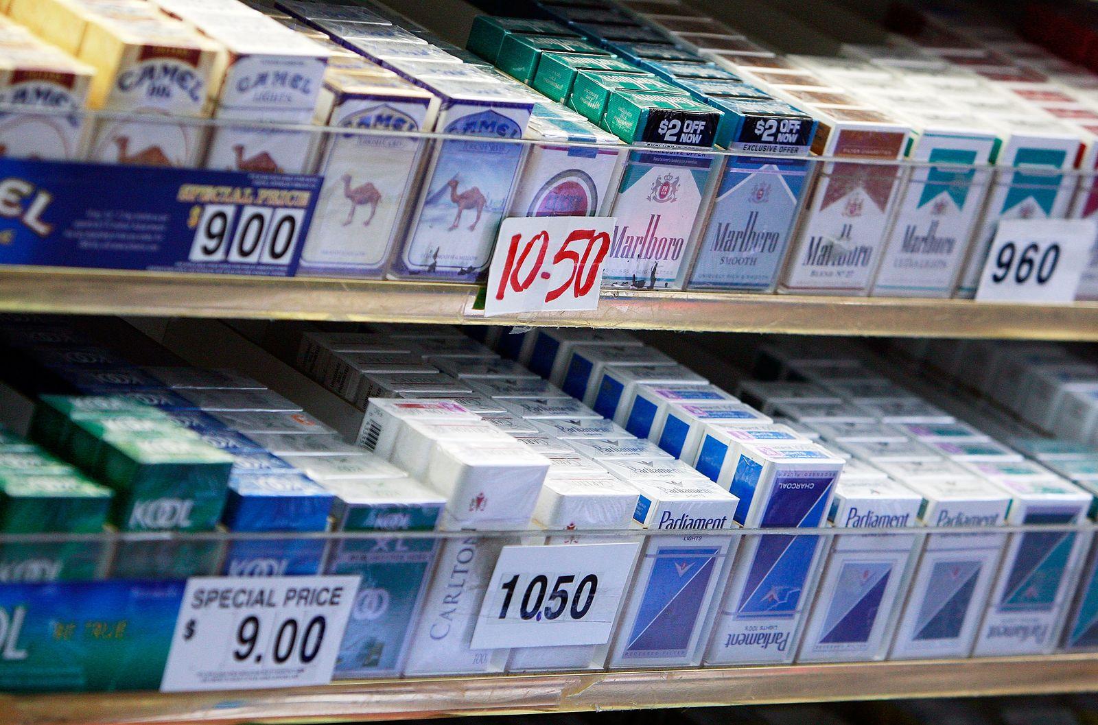 USA / Tabak-Industrie