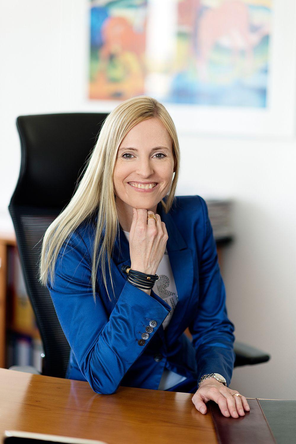 EINMALIGE VERWENDUNG KaSP Statement zur Quote / Marie-Christine Ostermann