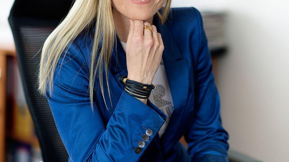 Es könnte schlechter laufen: Marie-Christine Ostermann findet in der Wirtschaft Unterstützer für die FDP.