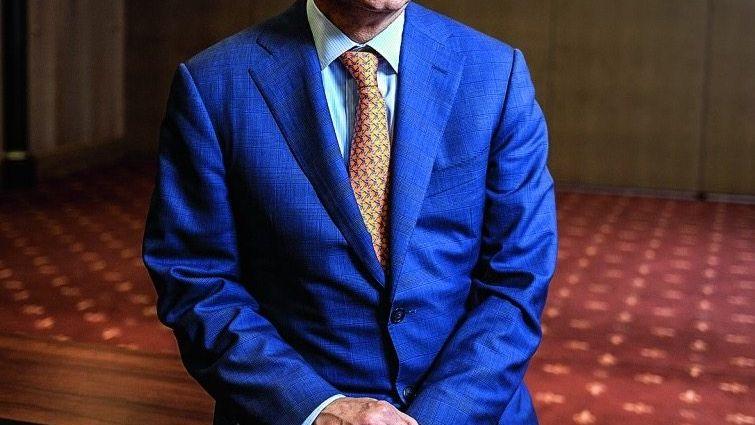HANDWERKER CEO Jerry Storch ist einer der wenigen Retailer bei HBC. Mit dem Kaufhof-Deal kann er nicht zufrieden sein.