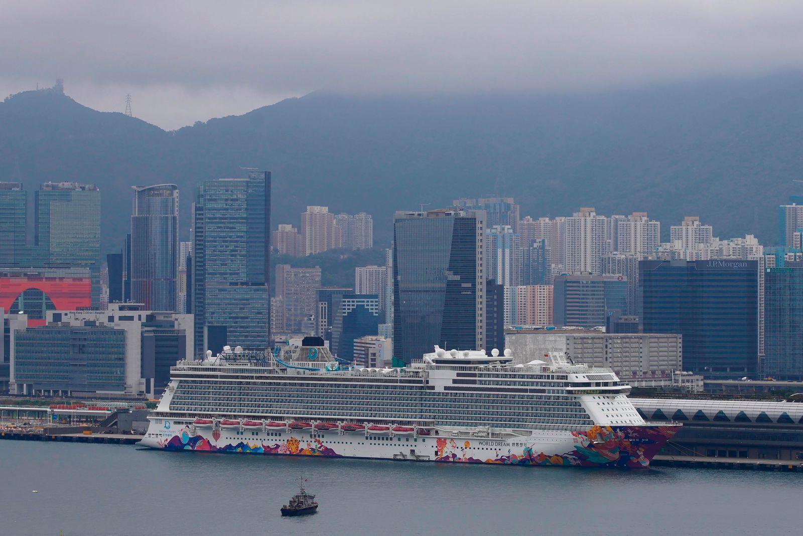 Coronavirus - Hongkong