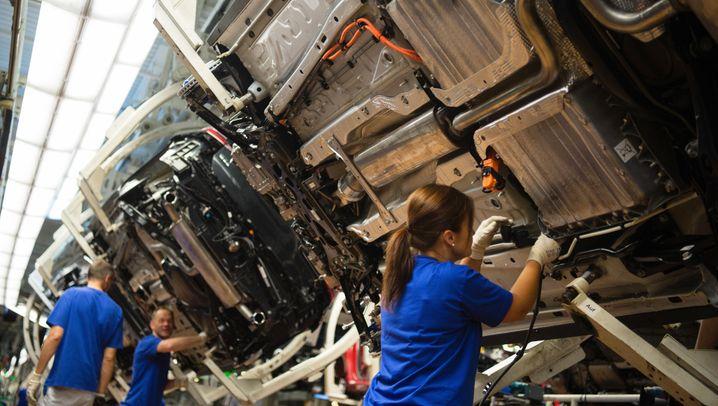 Gewinn- und Margenvergleich der Autokonzerne im 1. Quartal: Volkswagen gibt Gas, doch Suzuki baut profitabler