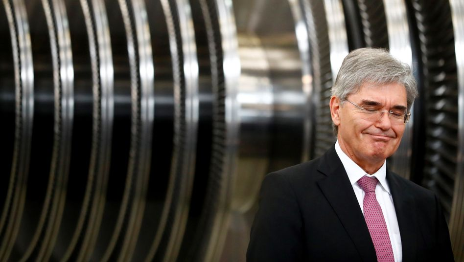 Siemens-Chef Joe Kaeser: Das Klima wird rauer