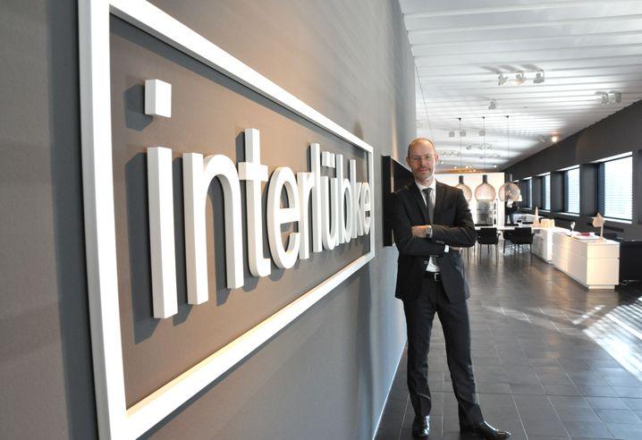 Interlübke-Chef Leo Lübke: Premiummöbelhersteller mit Absatzschwierigkeiten