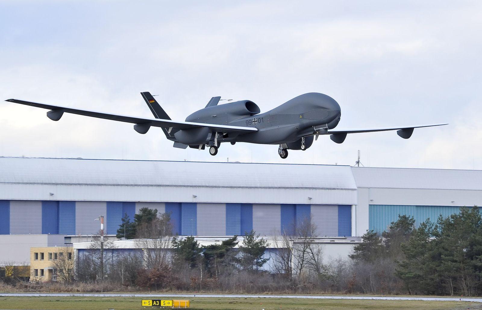 Drohne Eurohawk