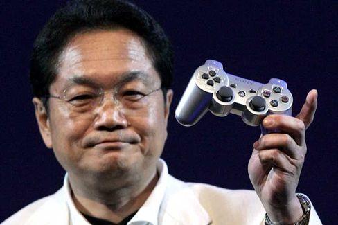 Produktionsprobleme: Playstation-Chairman Kutaragi bei der Präsentation der neuen Spielkonsole