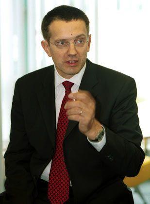 Nur noch Finanzvorstand: Helmut Kruppke