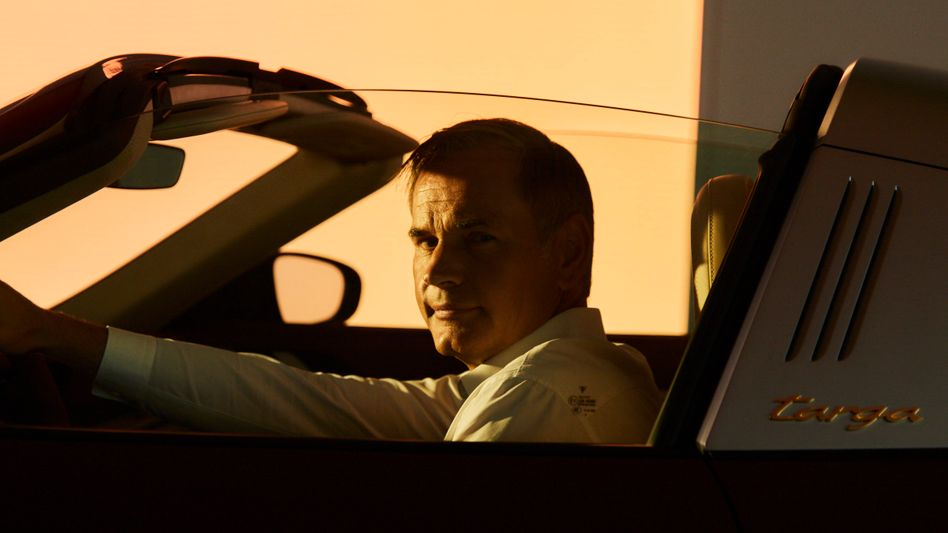 Der Favorit: Porsche-Chef Oliver Blume liefert Milliardengewinne und hat eine neue Kultur ins Unternehmen getragen. Ein Modell für den Konzern?
