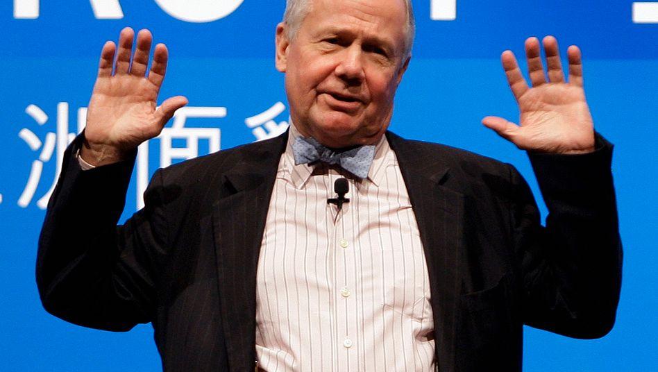 Jim Rogers: Man sollte Bauer werden, nicht Banker