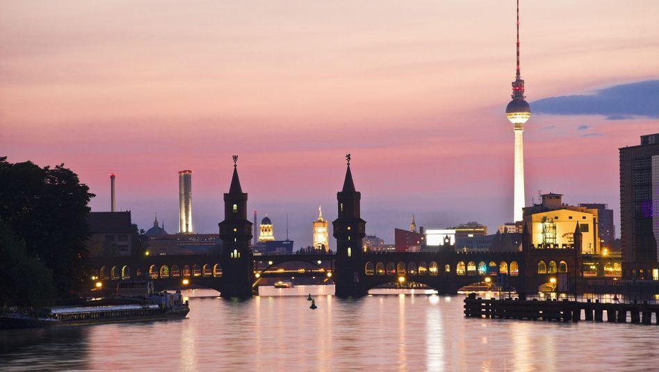 Berlin: Die deutsche Hauptstadt liegt im europäischen Start-up Ranking hinter London auf Platz zwei.