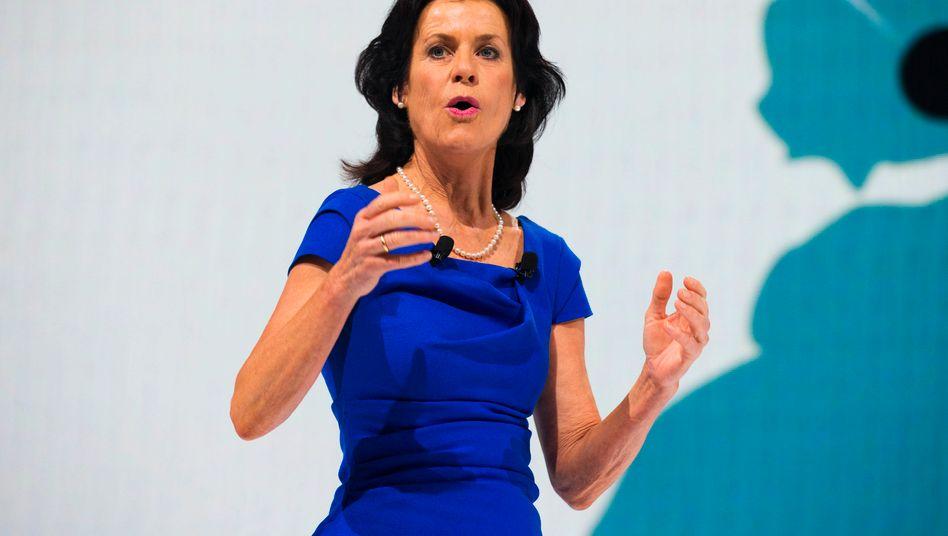 Nach knapp acht Jahren an der Spitze ist Schluss: Smart-Chefin Annette Winkler (Bild Archiv)
