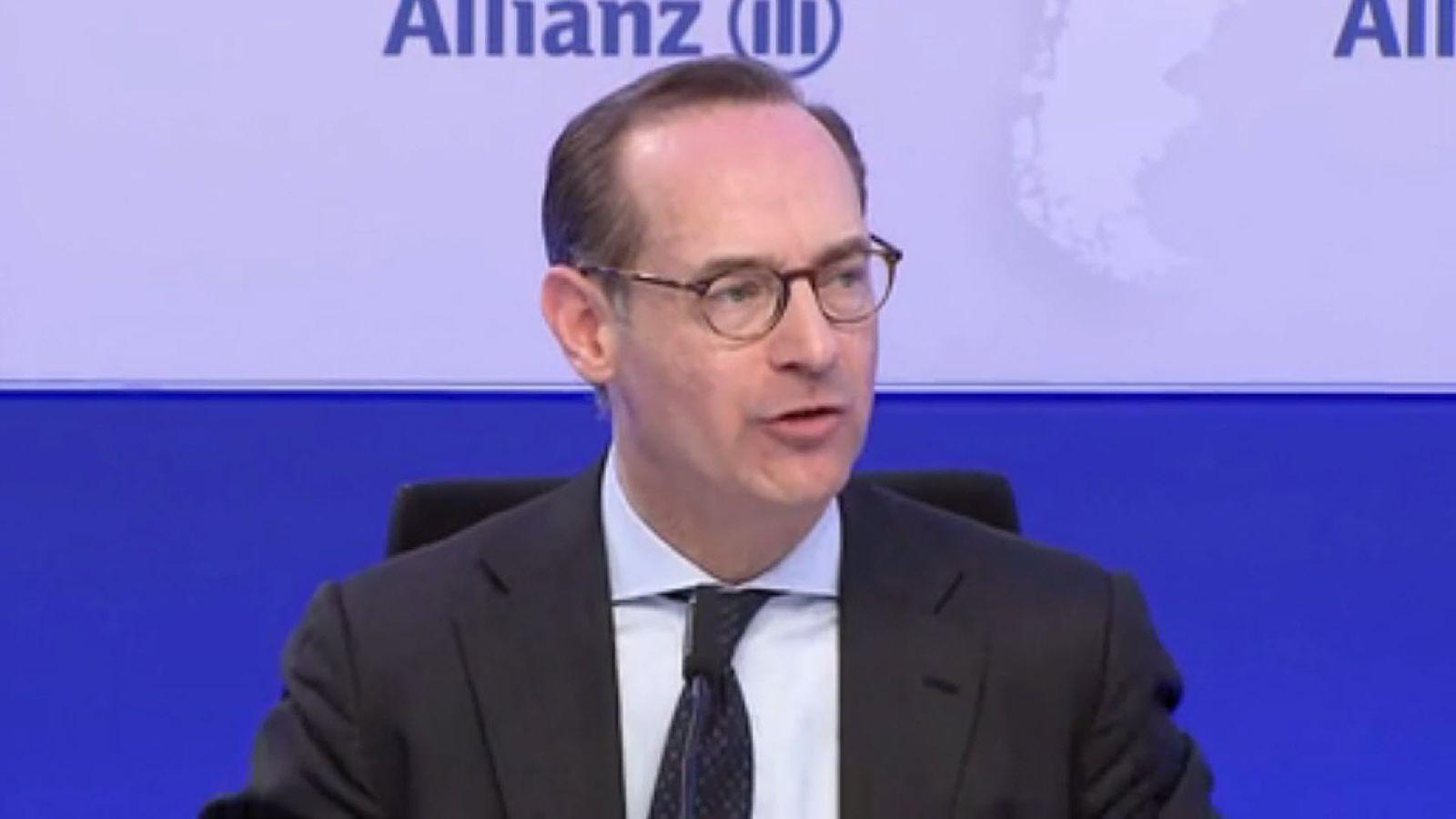 Oliver Bäte, Allianz