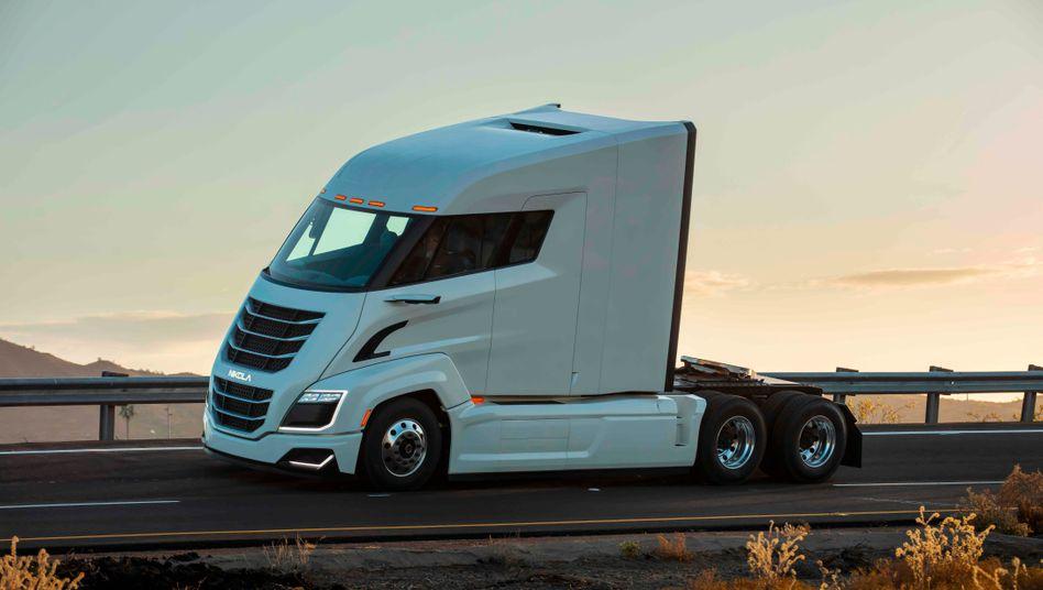 Nikola-Lkw als Vision statt Realität: General Motors tritt von einer möglichen Beteiligung an Nikola zurück