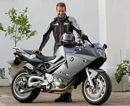 Nicht mehr allein:BMW-Motorrad-Chef Diess