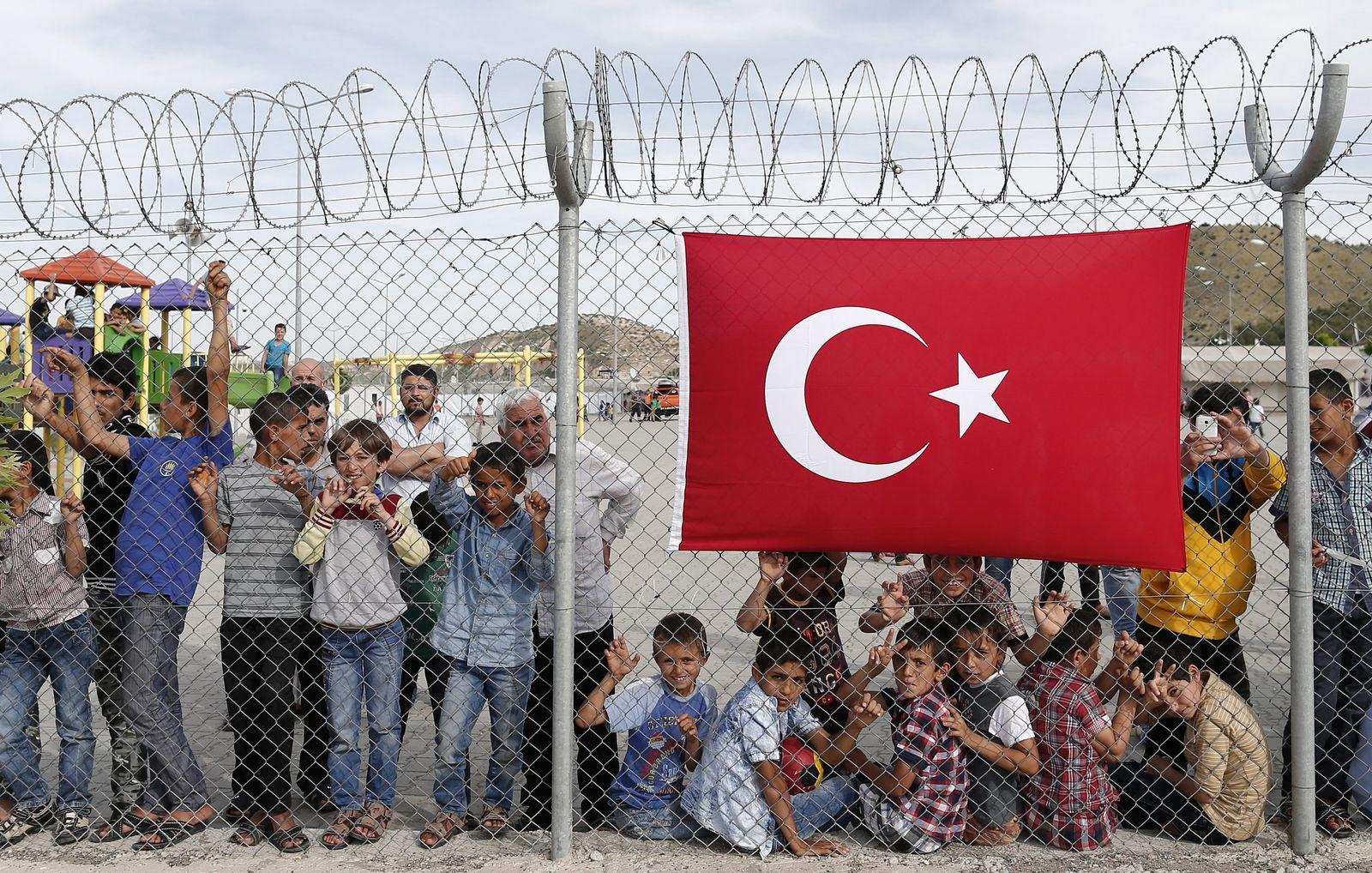 Flüchtlinge/Türkei