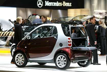 Der kleinste Spross der Mercedes-Group braucht mehr Freunde: Frisch saniert soll der Smart in anderthalb Jahren in den USA starten