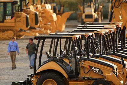 Deutlich zurückgefallen: US-Wirtschaft schrumpfte im Dezember 2008