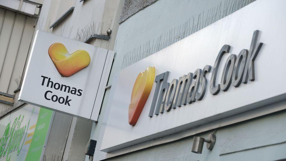 Thomas-Cook-Logo: Der Reisekonzern warnt vor betrügerischen E-Mails