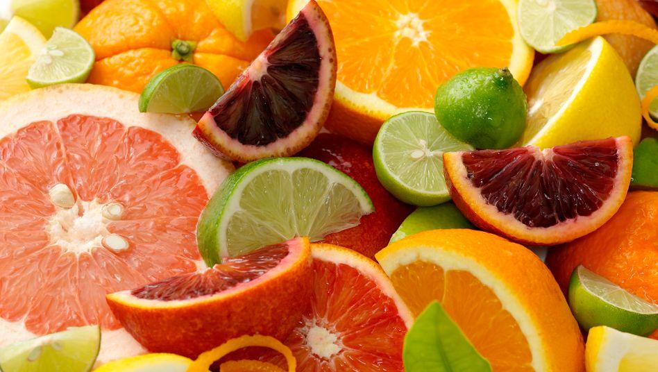 Weg vom Obst: Vitamine sind wichtig, aber die Früchte bestehen doch hauptsächlich aus Wasser