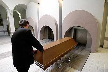 Krematorium: Nur ein kleiner Freibetrag wird nicht angetastet