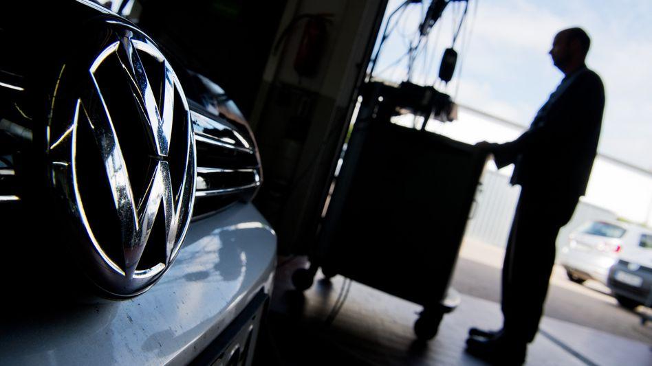Software-Update für VW: Der Autobauer ist der Meinung, dass dem Käufer durch das Software-Update kein Wertverlust entstanden ist