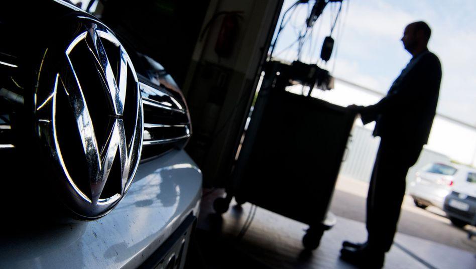 """Abgasskandal bei Volkswagen: Der Bundesgerichtshof verurteilt das Verhalten des Konzerns als """"sittenwidrig"""""""