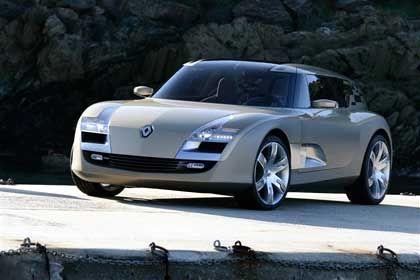 Sportlicher Look: Die Renault-Studie Altica könnte das Vorbild sein für einen kommenden Sportkombi der französischen Marke