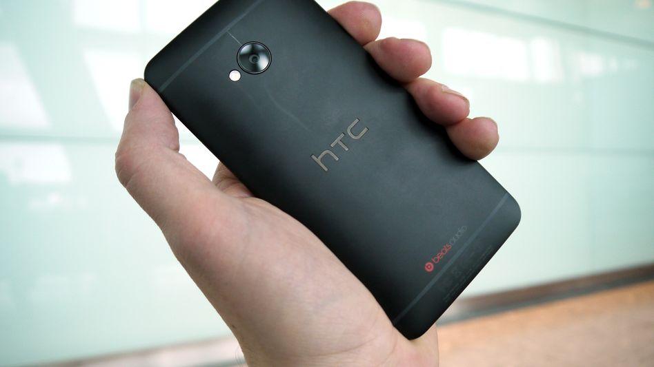 HTC One: Auch das HTC-Flagschiff konnte die Talfahrt bislang nicht stoppen