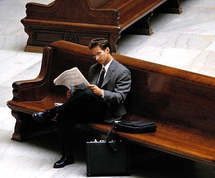 Zurücklehnen und genießen: Mit ETFs streichen Anleger zuverlässig die marktübliche Rendite ein - nicht mehr, aber auch nicht weniger