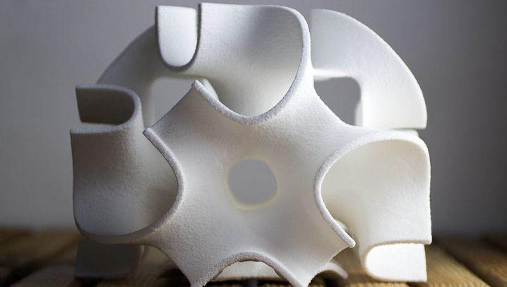 3D-Zucker-Drucker: Das ist ja süß