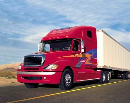 Fahrt ins Auftragstief: Die DaimlerChrysler-Nutzfahrzeugtochter Freightliner rechnet in den nächsten Monaten mit einer wirtschaftlichen Durststrecke.