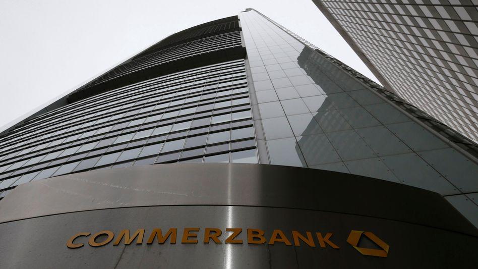 Die Commerzbank zahlt lieber als vor Gericht zu ziehen