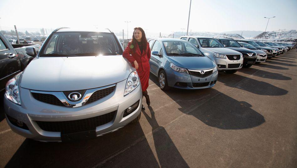 Neuer Budget-Car-Partner in China? Wang Fengying, Chefin des chinesischen Autobauers Great Wall Motor steht derzeit in Verhandlungen mit dem Volkswagen-Konzern. Auch eine Beteiligung an Great Wall soll für VW eine Option sein
