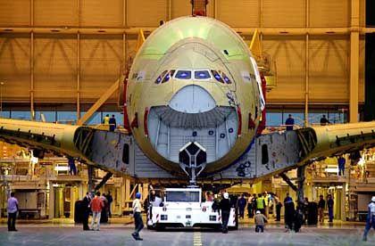 Lukrativer Markt: In der Luftfahrtbranche werden hohe Gehälter gezahlt