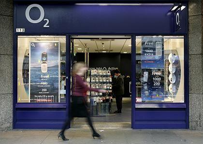 Will das Festnetz der Mutter Telefonica nutzen: Der Mobilfunkanbieter O2