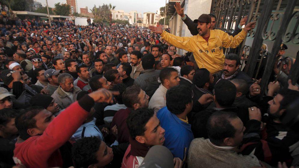 Bürgerproteste in Ägypten: Weltpresse greift auch den Westen an