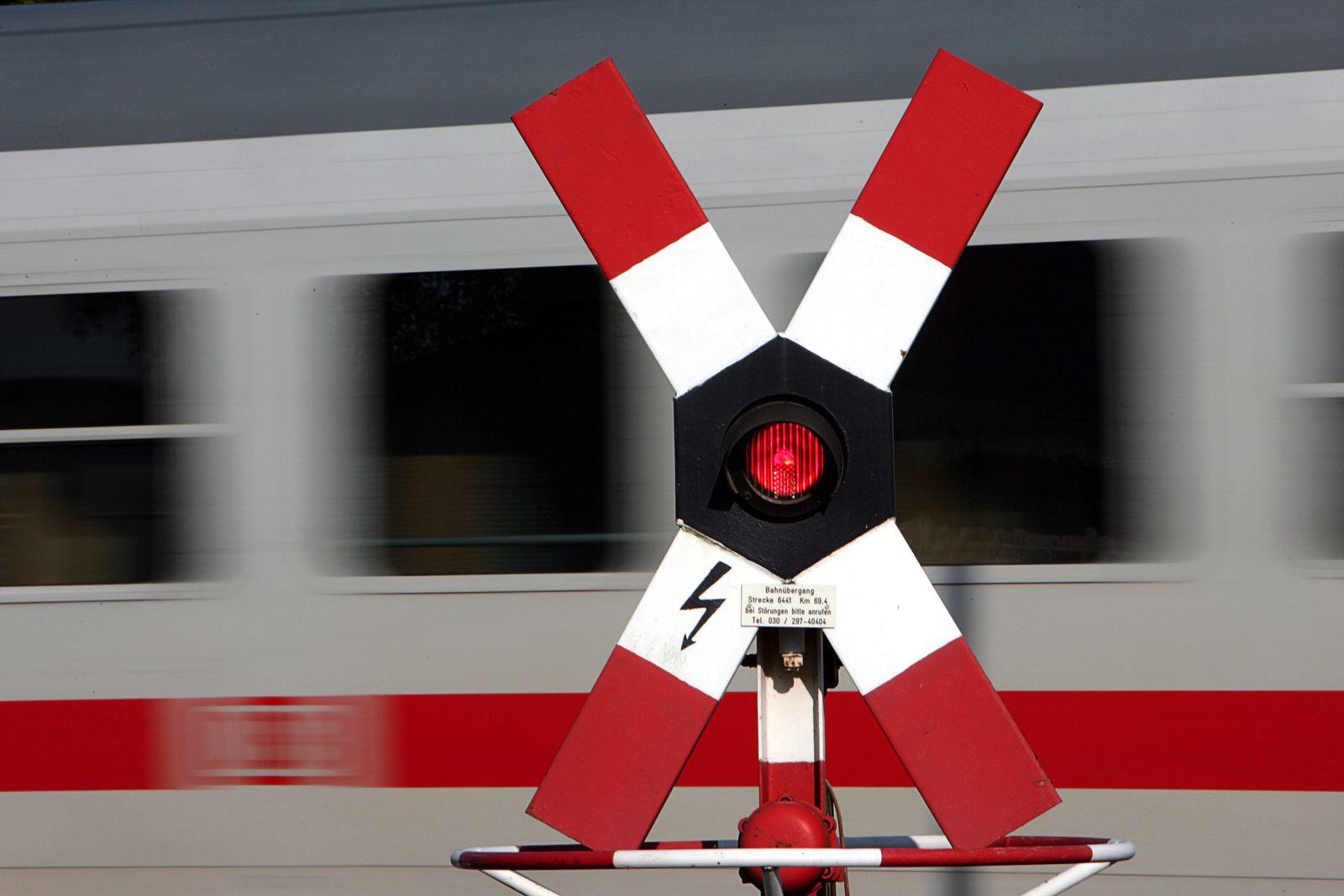 Lokführer-Streik - Intercity