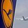 Lufthansa verbrennt Geld nicht mehr ganz so schnell