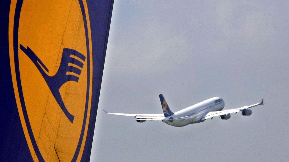 Lufthansa: Neun Milliarden Euro vom Staat