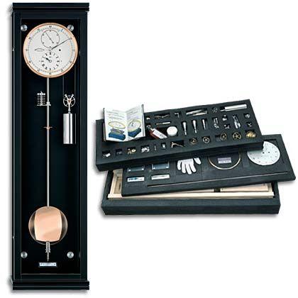 Uhrenbausatz der Manufaktur Erwin Sattler, 3600 Euro