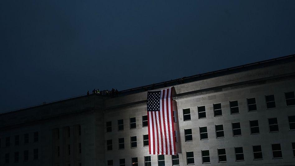 Angriffe aus dem Dunkeln: Im Pentagon sorgt man sich um die Datensicherheit der Weltmacht.