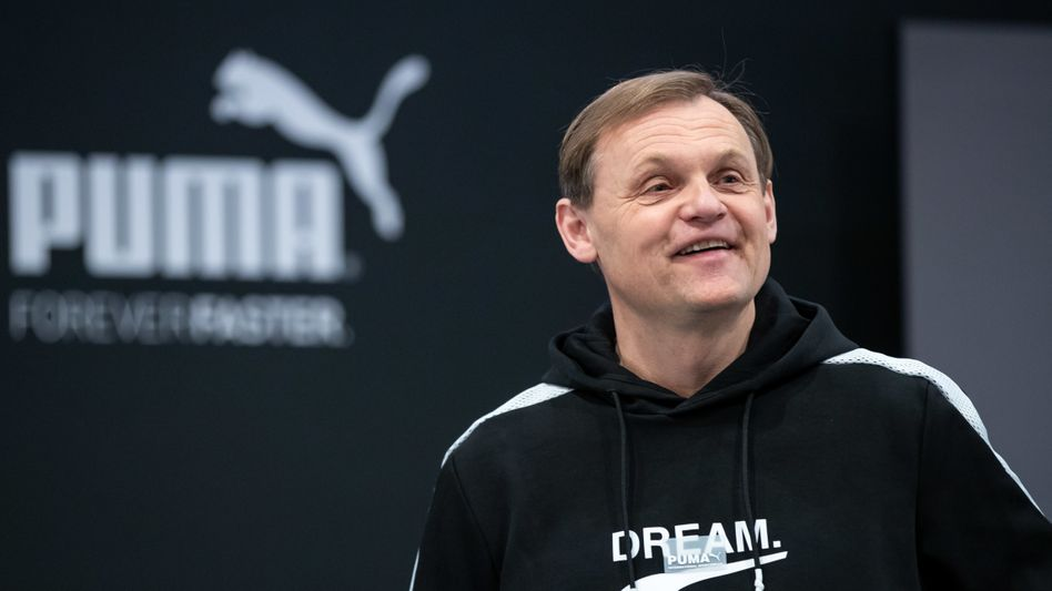 Pumas derzeitige Geschäftsentwicklung könnte auf eine vollständige Erholung vor Jahresende hindeuten, sagt Puma-Chef Björn Gulden. Doch das Risiko einer zweiten Corona-Ansteckungswelle bleibe hoch.