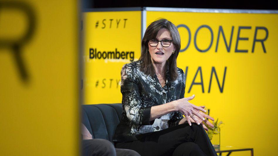 Nach mehr als 30 Jahren an der Wall Street will sie es noch einmal wissen: Cathie Wood gründet im Alter von 57 Jahren die Investmentgesellschaft Ark Investment